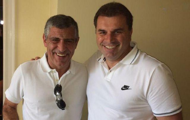Οταν ο «Ελληνας» Φερνάντο Σάντος συνάντησε τον «Αυστραλό» Αγγελο Ποστέκογλου | tanea.gr
