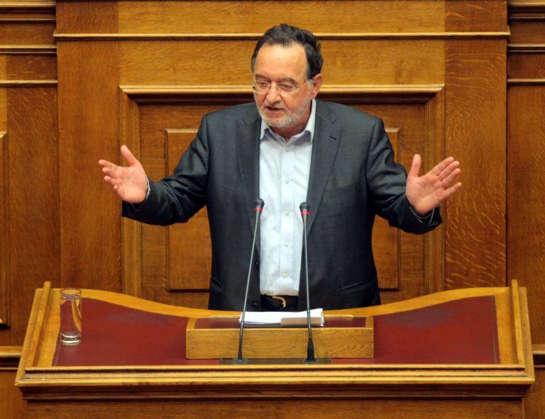 Λαφαζάνης: «Εντός ευρώ αλλά αν δεχθούμε εκβιασμούς, προτεραιότητα θα έχει το πρόγραμμά μας»   tanea.gr