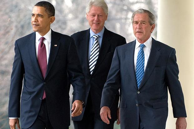 Τρείς αμερικανοί Πρόεδροι στη Νότια Αφρική για να τιμήσουν τον Νέλσον Μαντέλα | tanea.gr