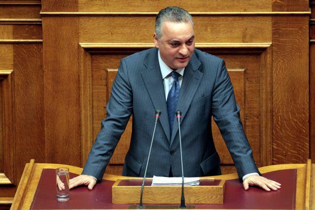 Κεφαλογιάννης: «Ο κ. Λιάπης έδωσε το κακό παράδειγμα, αλλά η ΝΔ δεν έχει λόγο σε αυτό» | tanea.gr