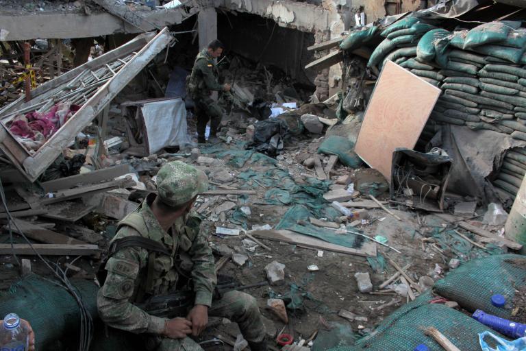 Οι ΗΠΑ βοήθησαν την Κολομβία να εξοντώσει τους αριστερούς αντάρτες FARC σύμφωνα με την Washington Post | tanea.gr
