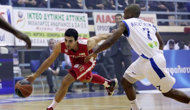 Α1 μπάσκετ: Πλούσιο θέαμα και άνετη νίκη του Ολυμπιακού στη γιορτή της Ελευσίνας | tanea.gr