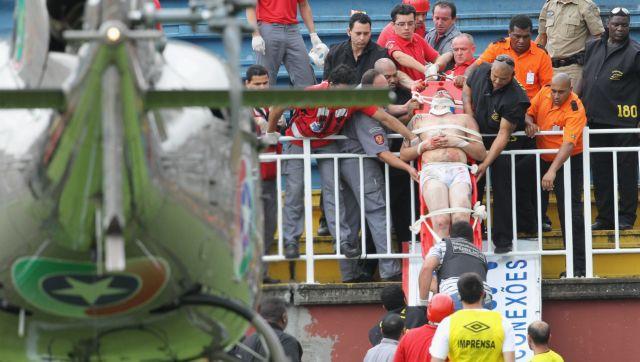 Σοβαρά επεισόδια στη Βραζιλία με τρεις οπαδούς να έχουν τραυματιστεί σοβαρά | tanea.gr