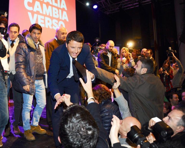 «Αφήσαμε την Ευρώπη στα χέρια γραφειοκρατών» είπε ο νέος ηγέτης της ιταλικής Κεντροαριστεράς | tanea.gr