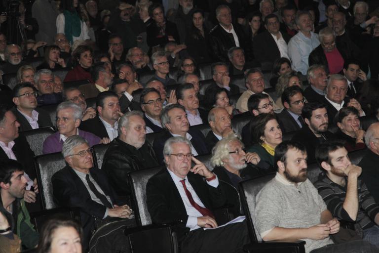 Πλήθος κόσμου στην πρεμιέρα της Πρωτοβουλίας των 58 για την Κεντροαριστερά   tanea.gr