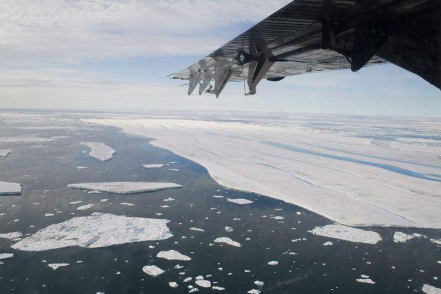 Ερευνα: Οι πόλοι της Γης μετακινούνται λόγω και της κλιματικής αλλαγής   tanea.gr