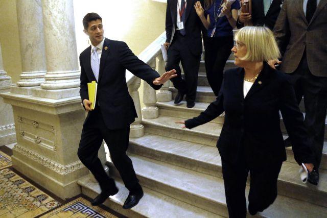 ΗΠΑ: Διετής συμφωνία Δημοκρατικών και Ρεπουμπλικανών για τον προϋπολογισμό | tanea.gr