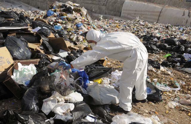 Πέντε άτομα αναζητούνται για τα ιατρικά ραδιενεργά απόβλητα στον ΧΥΤΑ Φυλής | tanea.gr
