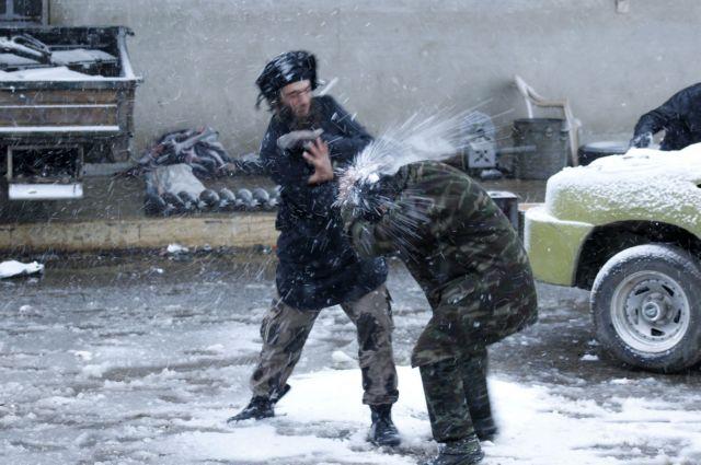 ΣΥΡΙΑ - ΧΙΟΝΟΠΟΛΕΜΟΣ ΣΤΗΝ ΚΑΡΔΙΑ ΤΟΥ ΕΜΦΥΛΙΟΥ | tanea.gr