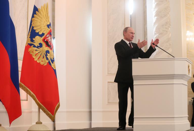 Πούτιν: «Δεν επιβάλλουμε στην Ουκρανία τελωνειακή σύνδεση με το ζόρι» | tanea.gr