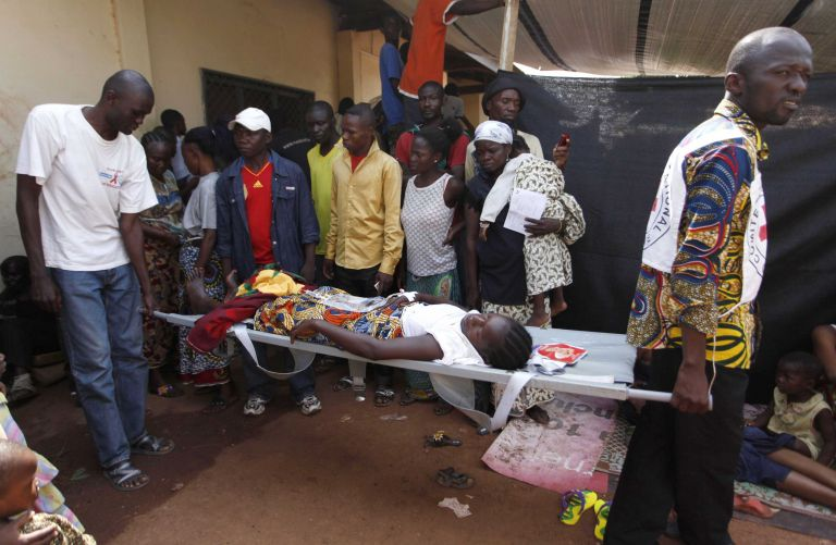 ΟΗΕ: Τους 600 έφθασαν οι νεκροί στην Κεντροαφρικανική Δημοκρατία | tanea.gr