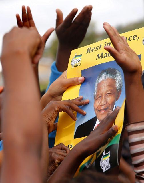Γκάντι και Μαντέλα: βίοι παράλληλοι   tanea.gr