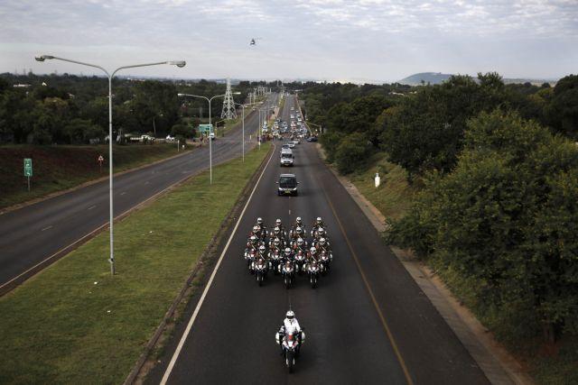 Στη γη των προγόνων του επέστρεψε ο Νέλσον Μαντέλα | tanea.gr