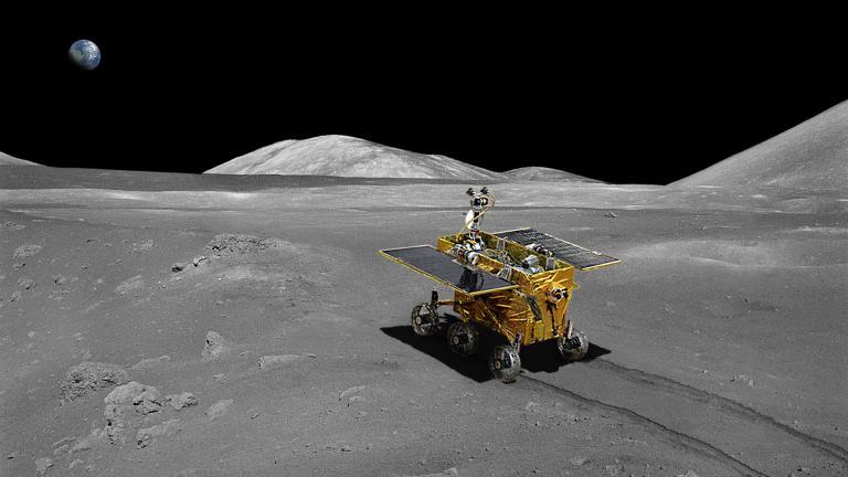 Προσεδαφίστηκε στη σελήνη το κινέζικο διαστημόπλοιο Chang'e 3 | tanea.gr