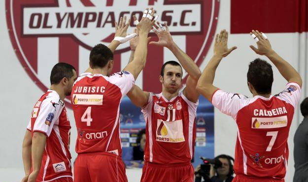 Α1 βόλεϊ: Εύκολη νίκη του Ολυμπιακού επί του Παναθηναϊκού | tanea.gr