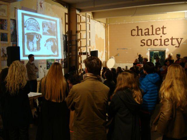 Ο Ησίοδος ανοίγει δρόμο για έλληνες καλλιτέχνες στο Παρίσι | tanea.gr