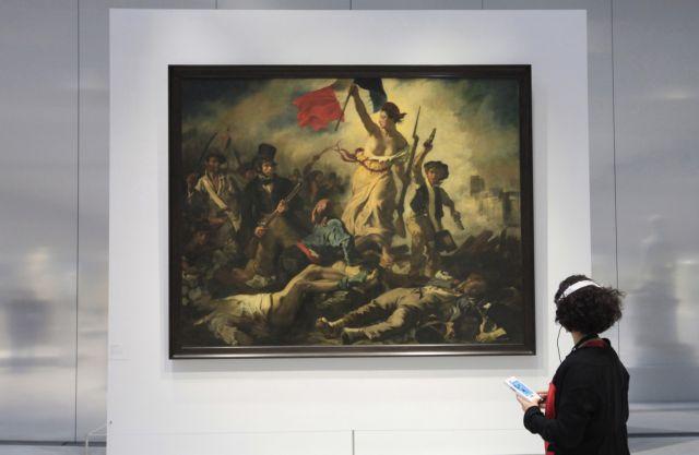 Τι ζητά ο Ντελακρουά στο Πεκίνο; | tanea.gr