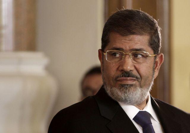 Αίγυπτος: Κατηγορία για κατασκοπεία απαγγέλθηκε στον Μόρσι | tanea.gr