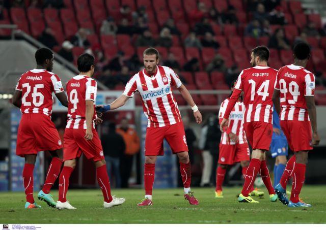 Ο Ολυμπιακός νίκησε με 3-2 τον ΠΑΣ και ξέφυγε με 10 βαθμούς από τον ΠΑΟΚ | tanea.gr