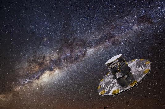 Η Γαία ξεκίνησε το ταξίδι της για τη χαρτογράφηση του γαλαξία μας | tanea.gr