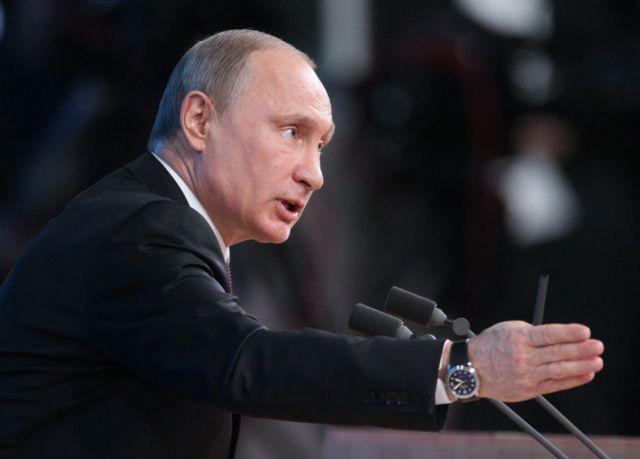 Times: Προσωπικότητα της χρονιάς ο Βλάντιμιρ Πούτιν | tanea.gr