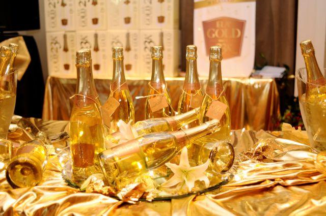 Χρυσή πρεμιέρα για την ελληνική σαμπάνια ELAGOLD | tanea.gr