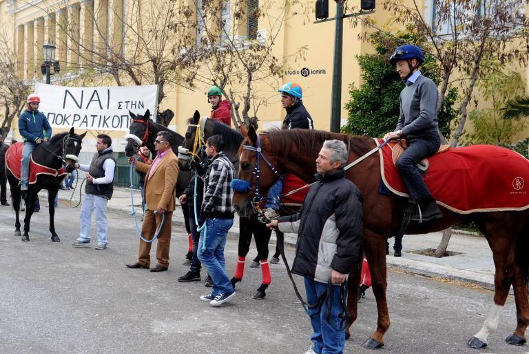Την επίσπευση της ιδιωτικοποίησης του ΟΔΙΕ ζητάει η ιπποδρομιακή κοινότητα   tanea.gr
