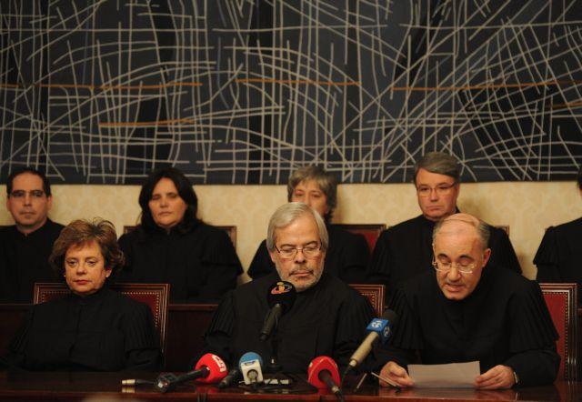 Πορτογαλία: Το Συνταγματικό Δικαστήριο απέρριψε τη μείωση των συντάξεων | tanea.gr