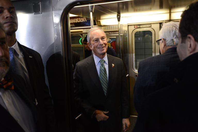 Ο δήμαρχος... τρελάθηκε: $650 εκατ. κόστισε η δημαρχία της Νέας Υόρκης στον Μπλούμπεργκ | tanea.gr