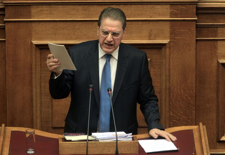 ΝΔ: «Ο Πολύδωρας επέλεξε να βρεθεί απέναντι στην εθνική προσπάθεια»   tanea.gr