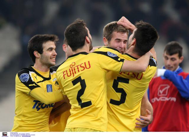 Ξανά με άγχος ήρθε η νίκη για την ΑΕΚ | tanea.gr