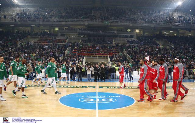 Με καθυστέρηση άρχισε το ματς Παναθηναϊκού-Ολυμπιακού στο μπάσκετ | tanea.gr
