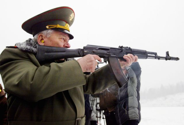 Εφυγε ο πατέρας του ΑΚ-47 | tanea.gr