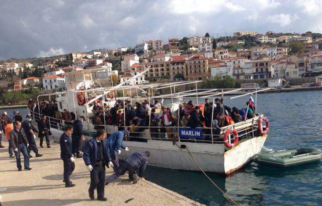 Περιπέτεια εν πλω στη Μεσσηνία για παράνομους μετανάστες | tanea.gr