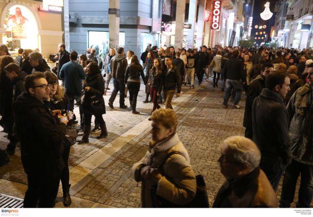 Το ωράριο των καταστημάτων την Παραμονή της Πρωτοχρονιάς | tanea.gr