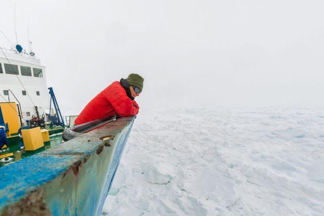 Ανταρκτική: Ομηροι των πάγων | tanea.gr
