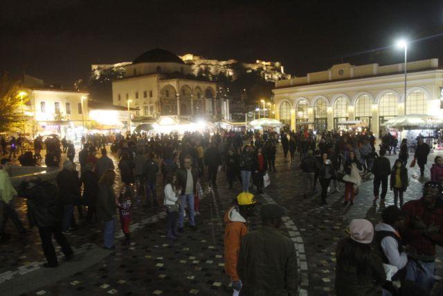 Κοσμοσυρροή για τη Λευκή Νύχτα   tanea.gr
