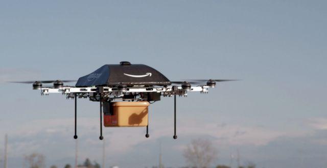 ΗΠΑ ΔΟΚΙΜΕΣ ΕΜΠΟΡΙΚΩΝ DRONES ΣΕ ΕΞΙ ΠΟΛΙΤΕΙΕΣ | tanea.gr