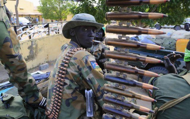 Νότιο Σουδάν: Ετοιμος για ειρηνευτικές συνομιλίες ο ηγέτης των ανταρτών   tanea.gr