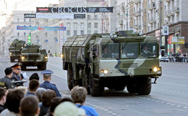 Το NATO ανησυχεί για την ανάπτυξη ρωσικών πυραύλων στο Καλίνινγκραντ   tanea.gr