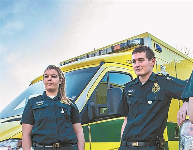 Οδηγοί ασθενοφόρου | tanea.gr