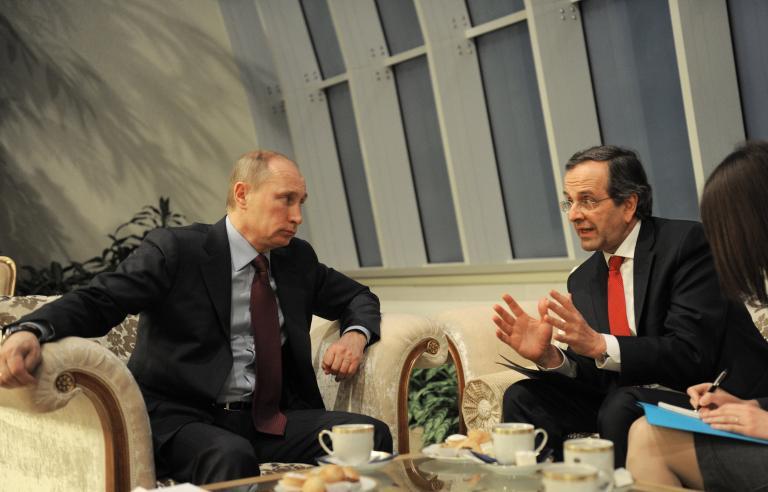 Συνάντηση Σαμαρά - Πούτιν την Τρίτη στις Βρυξέλλες | tanea.gr