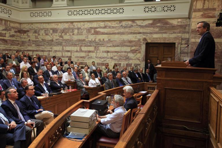Συνεδριάζει την Πέμπτη η ΚΟ της Νέας Δημοκρατίας | tanea.gr