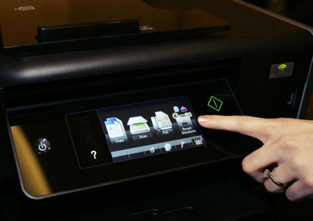 Κινέζοι ερευνητές έφτιαξαν εκτυπωτή που τυπώνει με νερό | tanea.gr