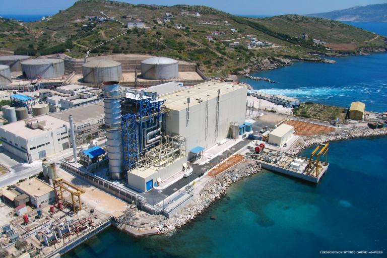 Λειτούργησε δοκιμαστικά ο νέος σταθμός της ΔΕΗ στον Αλιάκμονα | tanea.gr