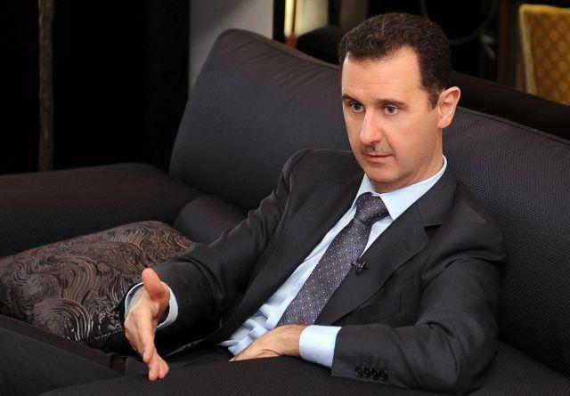 Ασαντ: «Υπάρχουν ισχυρές πιθανότητες να είμαι υποψήφιος για την προεδρία»   tanea.gr
