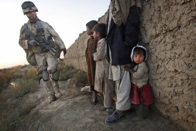 Αφγανιστάν: Αμερικανοί πεζοναύτες σκότωσαν πεντάχρονο αγόρι που το «μπέρδεψαν με Ταλιμπάν» | tanea.gr