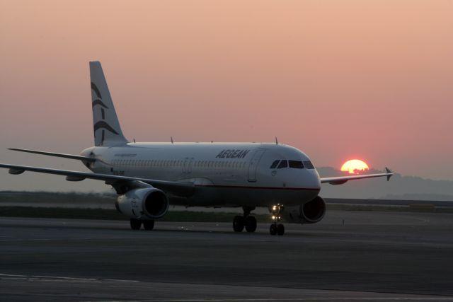 «Η αγορά είναι ανοιχτή και ανταγωνιστική» λέει η Aegean για την «απόβαση» της Ryanair   tanea.gr