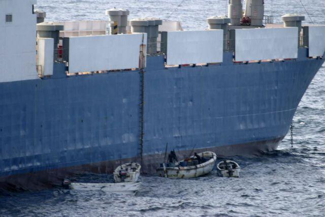Πειρατές κατέλαβαν πλοίο στην Ερυθρά Θάλασσα | tanea.gr