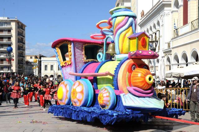 Το Σάββατο 18 Ιανουαρίου ξεκινούν οι εκδηλώσεις του Καρναβαλιού στην Πάτρα | tanea.gr